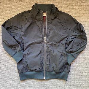 IKKS Boys 3T Grey Bomber Jacket